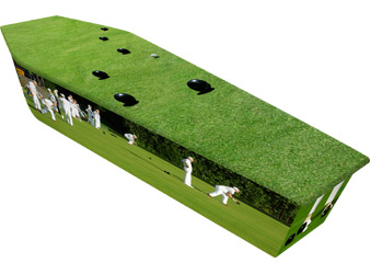 Dying Art - Lawnbowls Picture Coffins